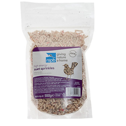 Image for RSPB Suet Sprinkles - 550g from StoreName