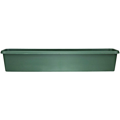 Image for Terrace Trough in Green - 22cm from StoreName