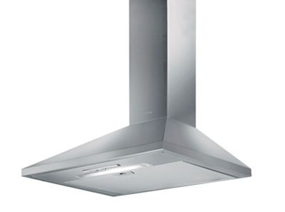 Image of Smeg KD9X-1 90cm Chimney Hood - Stainless Steel