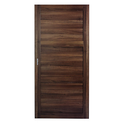 Image for Schreiber Shaker Sliding Door - Walnut from StoreName
