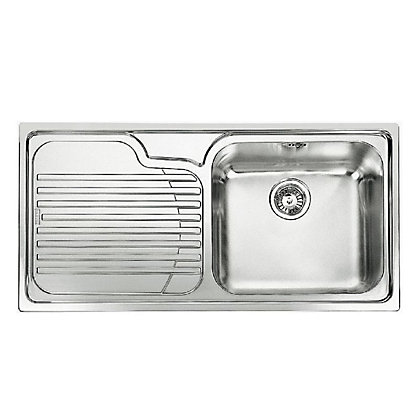 Image for Franke Galassia 611 Kitchen Sink - 1 Bowl from StoreName