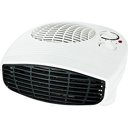Image for Challenge 2kW Flat Fan Heater from StoreName