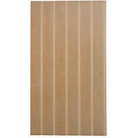 Easipanel Tongue And Groove Mdf Standard Wall Panel 915