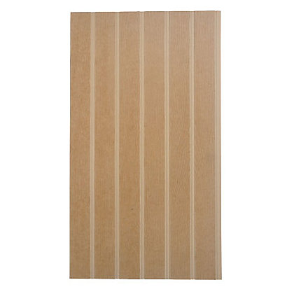 Image for EASIpanel Tongue and Groove MDF Standard Wall Panel - 915 x 516mm from StoreName