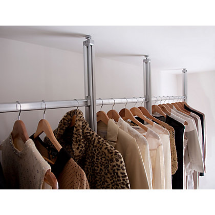 Image for Relax Storage Solution - Hanging space and Shoe Racks from StoreName