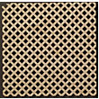 Northiam Veneered Decorative Screen Panel