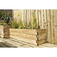 Caledonian Raised Bed - 180 x 45cm