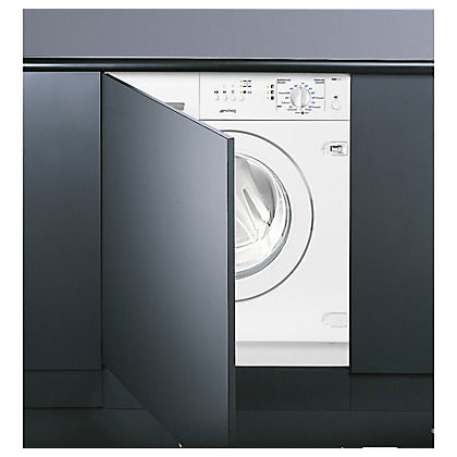 Image for SMEG Integrated WMI12C7 Washing Machine - White from StoreName