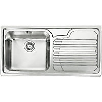 Franke Galassia 611 Kitchen Sink - 1 Bowl