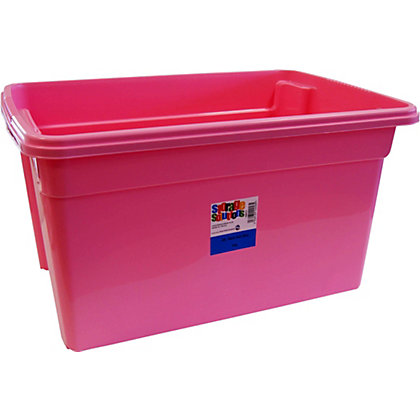 Image for Stack And Store - Pink - 50 Litre from StoreName