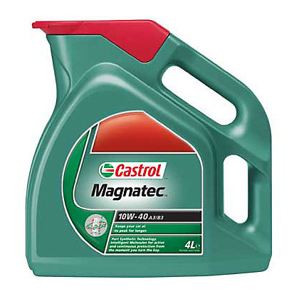 Image for Castrol Magnatec 10W 40 - 4L from StoreName