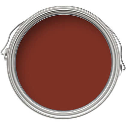 Image for Dulux Weathershield Brick Red - Smooth Masonry Paint - 2.5L from StoreName
