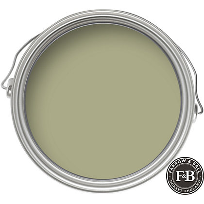 Image for Farrow & Ball Eco No.75 Ball Green - Full Gloss Paint - 2.5L from StoreName