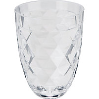 Diamond Cut Shape Tumbler