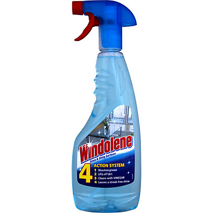 Image for Windolene 4 Action Trigger Spray from StoreName