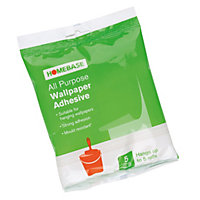 Wallpaper Paste Flake Sachet - 5 Roll
