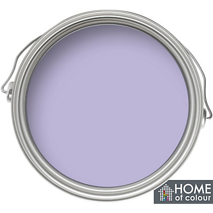 Image for Home of Colour Amethyst - Silk Emulsion Paint - 5L from StoreName