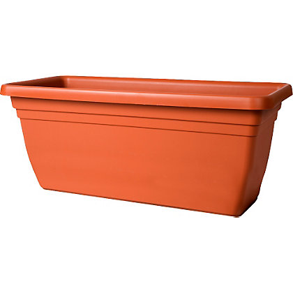 Image for Grow Your Own Garden Trough in Terracotta - 60cm from StoreName