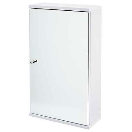Image for Buxton Freestanding Single Mirror Cabinet from StoreName