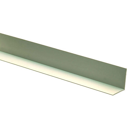 Image for Richard Burbidge Angle Moulding - Plastic - 2400 x 18 x 18mm from StoreName
