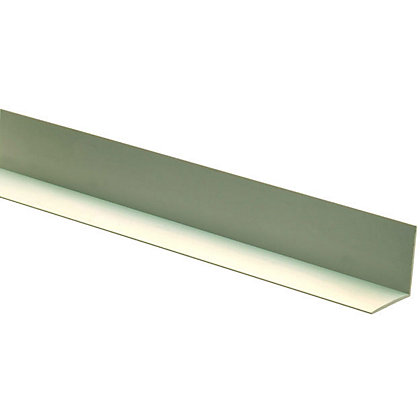 Image for Richard Burbidge Angle Moulding - Plastic - 2400 x 25 x 25mm from StoreName
