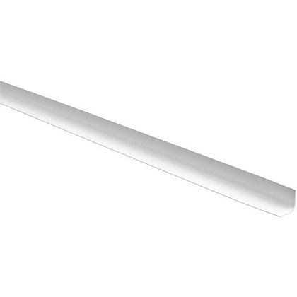 Image for Richard Burbidge Internal Angle Moulding - Plastic - 2400 x 18 x 18mm from StoreName
