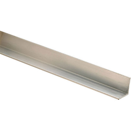 Image for Richard Burbidge Angle Moulding - Aluminium - 2400 x 12 x 12mm from StoreName