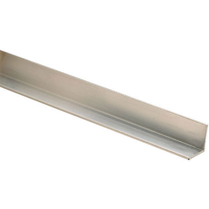 Image for Richard Burbidge Angle Moulding - Aluminium - 2400 x 18 x 18mm from StoreName