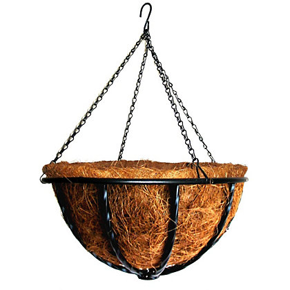 Image for Farmhouse Hanging Basket - 35cm from StoreName