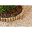 Half Round Log Softwood Edging & Border Roll Border Roll - 1.8 x 30cm