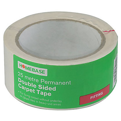how to take off double sided tape