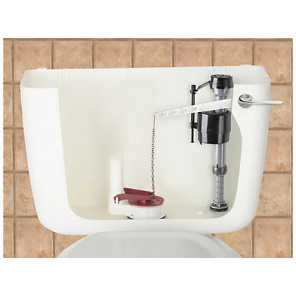 Image for Fluidmaster Complete Toilet Handle Adaptor Kit from StoreName