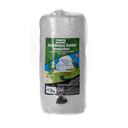 Image for Greenhouse Insulation - 1.5x100m from StoreName