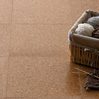 Value Cork Tile - 0.84 sq m per pack