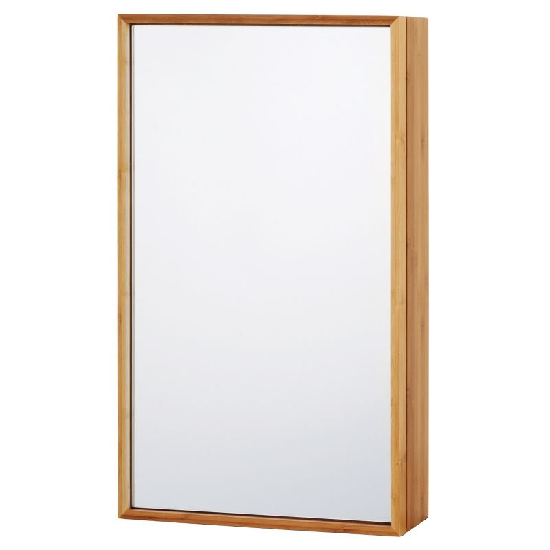 taio bamboo single door bathroom cabinet products close match