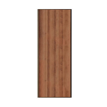 Image for Classic Wood Walnut Frame and Panel Sliding door - 610mm from StoreName