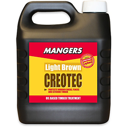 Image for Mangers Creotec - Light Brown - 4L from StoreName