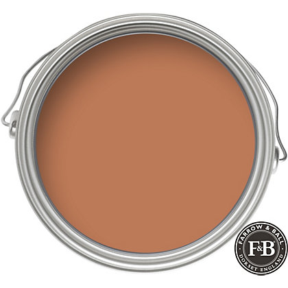 Image for Farrow & Ball Eco No.50 Book Room Red - Exterior Eggshell Paint - 2.5L from StoreName