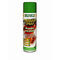 Briwax Spray Polish - Satin