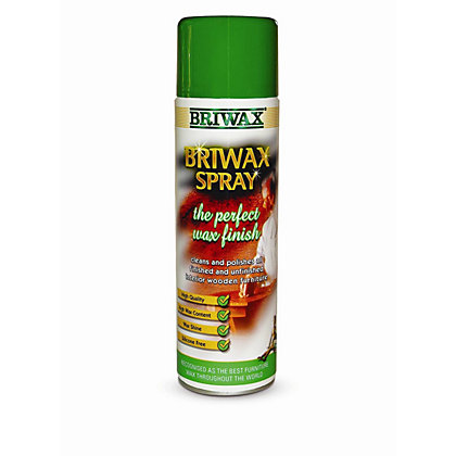 Image for Briwax Spray Polish - Satin from StoreName