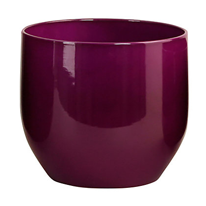 Image for Pure Violet Pot - 22cm from StoreName