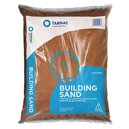 Image for Building Sand - Maxipack - 25kg from StoreName