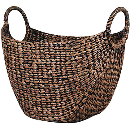 Image for Oval Basket - Brown from StoreName