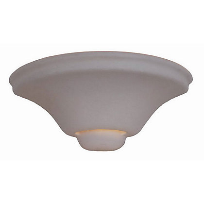 Image for Umbria Ceramic Uplighter Wall Light - 31cm from StoreName
