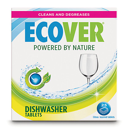 Image for Ecover Dishwashing Tablets - 500g from StoreName