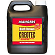 Mangers Creotec - Dark Brown - 4L
