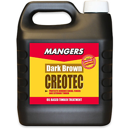 Image for Mangers Creotec - Dark Brown - 4L from StoreName