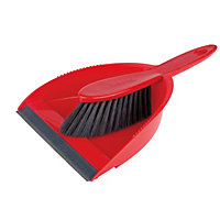 Vileda Dust Pan And Brush Set