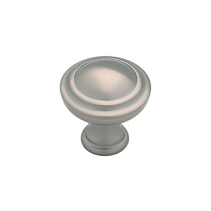 Image for Capital Knob - Satin Nickel from StoreName