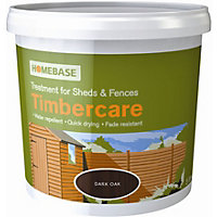 Homebase Timbercare Dark Oak - 9L